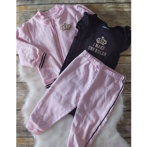 Bundles Baby Place Queen Tracksuit #DB61